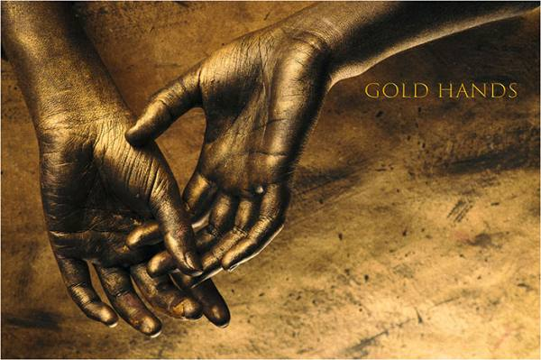 EXPO - GOLD HANDS